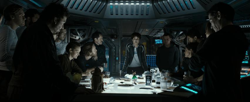 Space Ship Crew