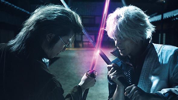 Sword Fight Gintama Movie