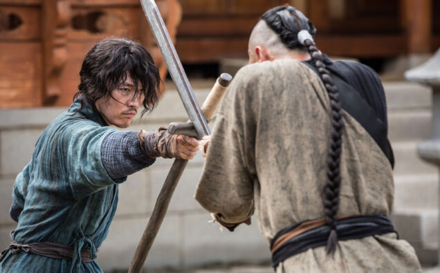 The Swordsman (2020) – Korean Movie Review